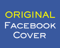 オリジナルのフェイスブックページのカバー画像だよ~